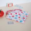 serviette-de-table-élastiquée-fleurs