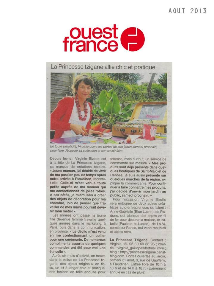 ouest-france-août-2013